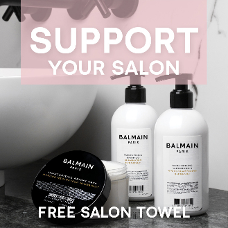 Free Salon Towel